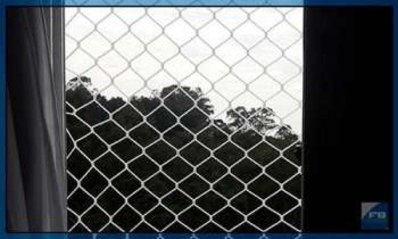 Empresa de Rede de Proteção Varanda Tucuruvi - Rede de Proteção Sacada