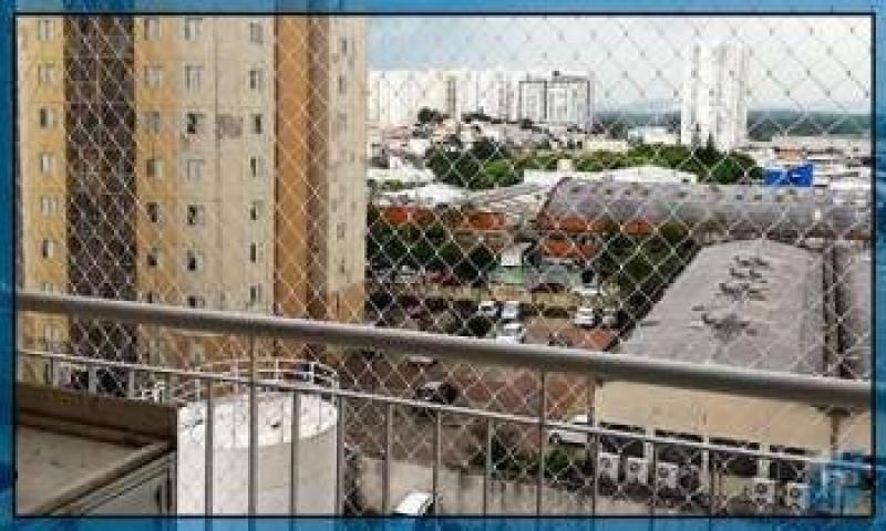 Instalação de Tela de Proteção para Apartamento Alto da Lapa - Tela de Proteção contra Insetos