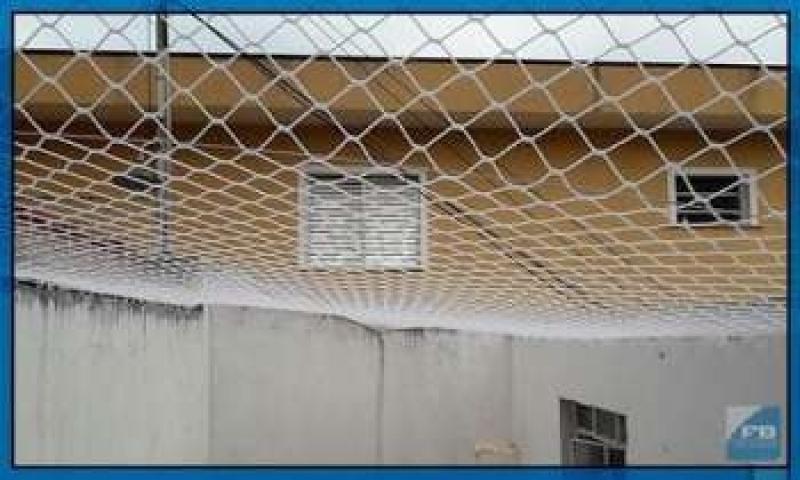 Onde Comprar Rede de Proteção para Janela Grande Jardim Vazani - Rede de Proteção de Janela