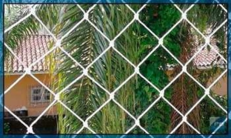 Onde Comprar Rede para Proteção de Janelas Praia de Maresias - Rede de Proteção Janela Basculante