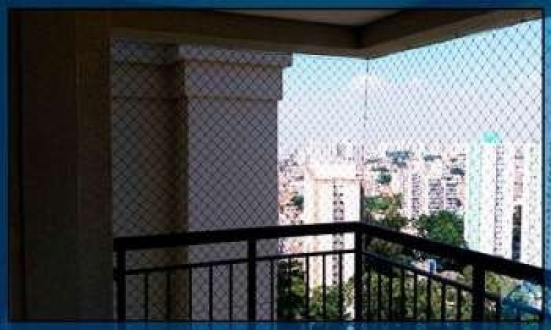 Rede de Proteção para Janela de Apartamento Jardim São Paulo - Rede de Proteção para Janela de Apartamento