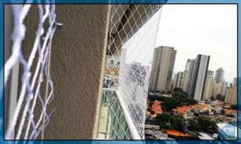 Rede de Proteção para Janelas Gatos Chácara Inglesa - Rede de Proteção para Janela de Apartamento