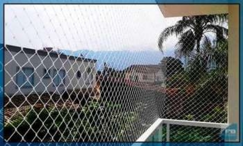Rede de Proteção para Quadra Esportiva Tucuruvi - Rede de Proteção para Apartamento