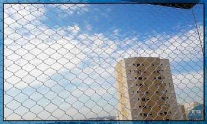Rede de Proteção para Varanda Jardim Guedala - Rede de Proteção Apartamento