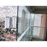 instalação de rede proteção apartamento Santo Amaro