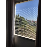 instalação de rede proteção janela São Domingos