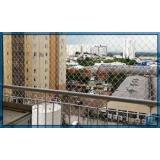 instalação de tela de proteção para apartamento Santos