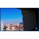 instalação de tela para fechamento de varanda Santa Isabel