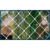 onde comprar rede para proteção de janelas Parque São Rafael