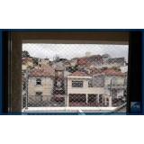 preço de rede protetora de janela Parque São Domingos