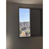 quanto custa rede proteção janela Jandira