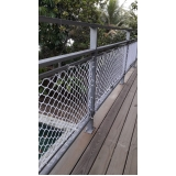 quanto custa rede proteção varanda Tucuruvi