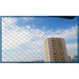 quanto custa tela de proteção para apartamento Cubatão