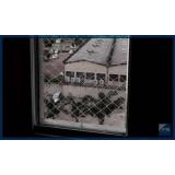 rede de proteção janela basculante Ibirapuera