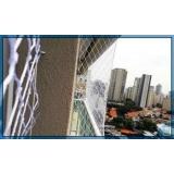 rede de proteção para quadra Jardim Paulistano