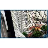 rede de proteção sacada Cidade Jardim