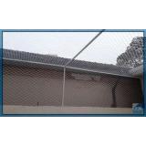 rede para proteção de janelas Cidade Jardim