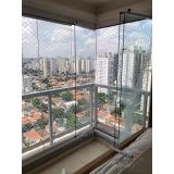 rede proteção varanda preço Parque Vila Prudente
