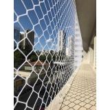 rede proteção varanda