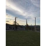 redes de proteção transparente São Vicente