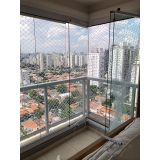redes proteção apartamento Serra da Cantareira