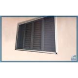 tela de proteção para janela contra mosquito Chácara do Piqueri