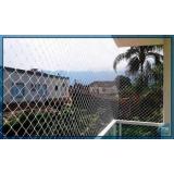 tela de segurança para sacada Jardim Guarapiranga