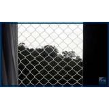 tela para janela de apartamento